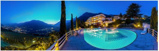 Hotel Rimmele: Panorama