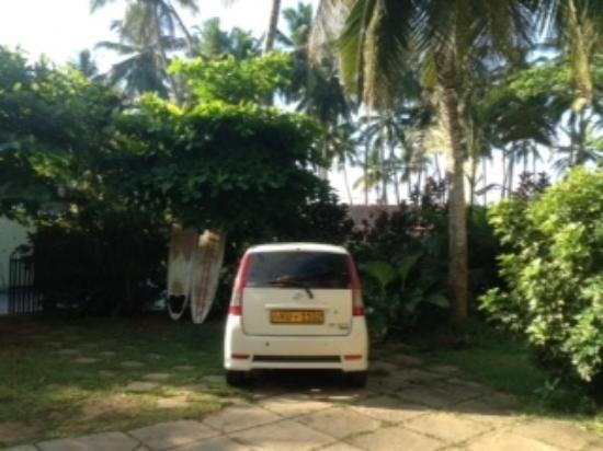 Matara, Sri Lanka: Sea view?