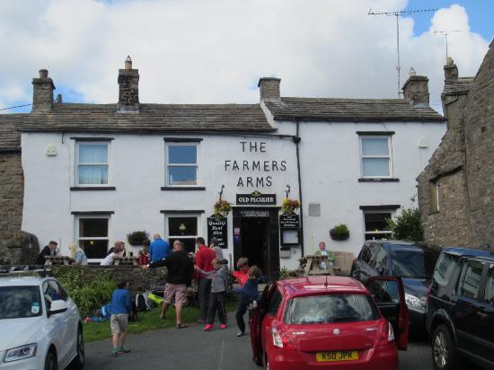 Muker, UK: The Farmers Arms