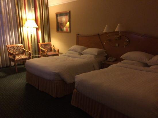 Moscow Marriott Grand Hotel: Двухместный номер
