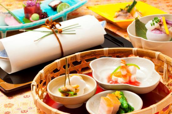 Hotel Nikko Alivila Yomitan Resort Okinawa: 日本料理・琉球料理「佐和」≪会席≫