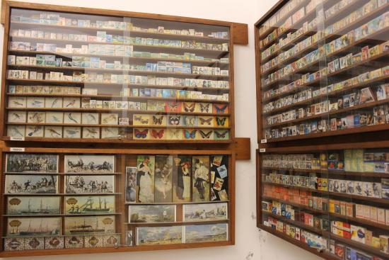 Tomar, Portugal: Museu dos Fósforos
