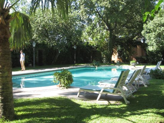 San Giovanni la Punta, Italien: La piscina