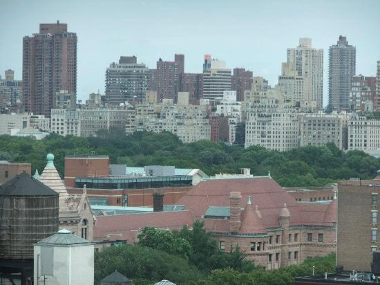 view from 25th floor treetops are central park picture of hotel rh tripadvisor com