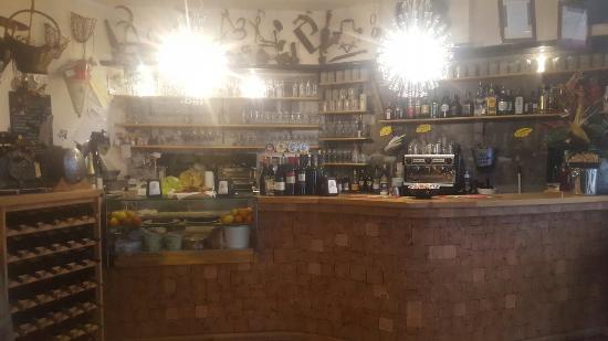Monfalcone, Italia: Sala interna