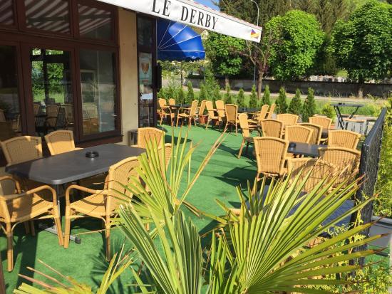 Moutier, Suiza: Bar Restaurant Le Derby