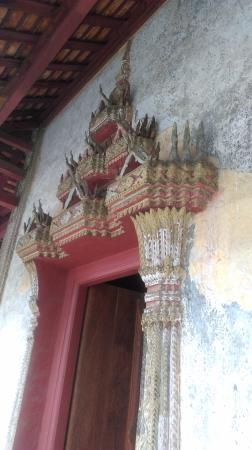 เวียงจันทน์, ลาว: Door into the temple