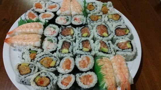 Mama Sushi & Bowl