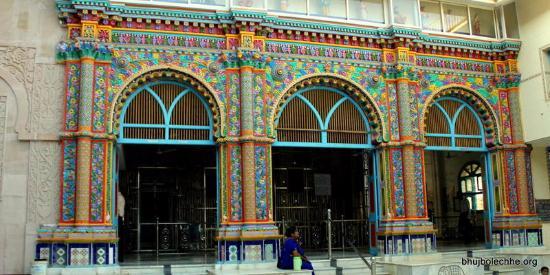 Shree Swaminarayan Temple Bhuj: Bhuj Old Swaminarayan Temple