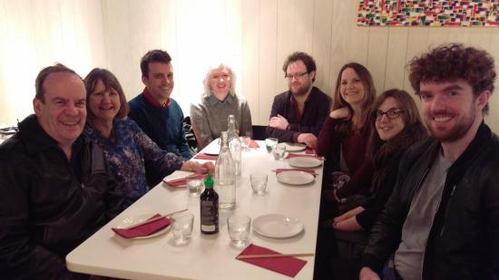 London From Scratch: Family at Cay Tre, Soho