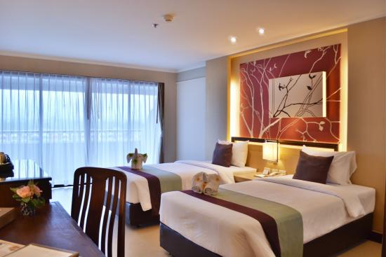 Trang, Tayland: Superior Room