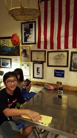 Good restaurant in Tuy Hoa