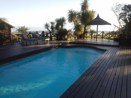 Tsitsikamma National Park, Νότια Αφρική: Swimming Pool