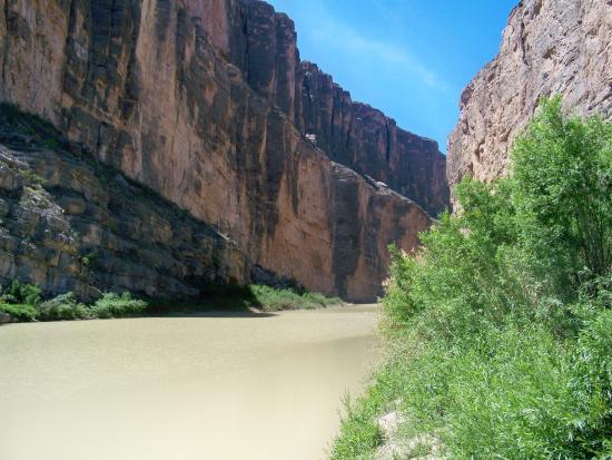 Alpine, TX: Santa elena canyon