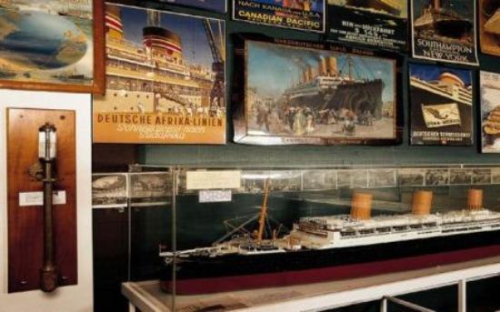 Langeoog, Tyskland: Das Museum von innen