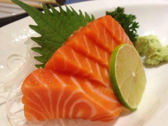 Cypress, TX: Fresh sashimi for valentine's day