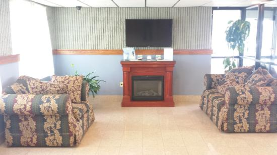 Days Inn Wilkes Barre: Lobby