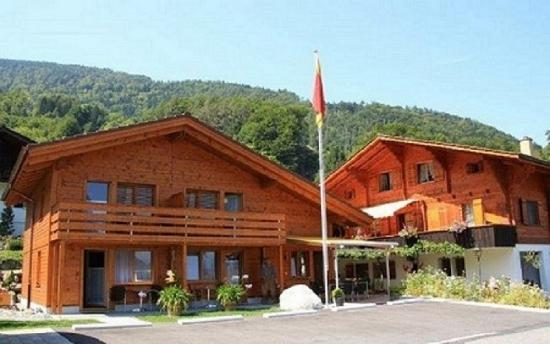 Chalet Gafri - BnB: Chalet-Gafri - your home from home