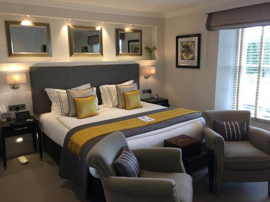 Tavistock House Hotel Deluxe Room