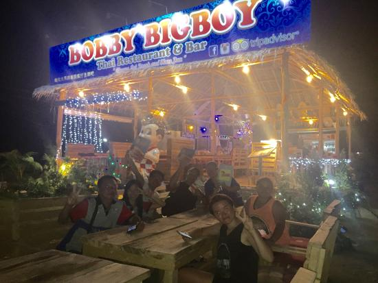 Фотография Bobby Big Boy Thai Restaurant and Bar