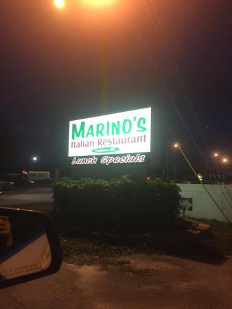 Marino's Italian Restaurant