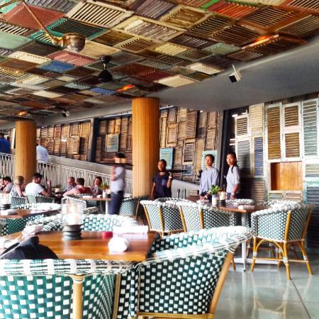 restaurant picture of potato head beach club kerobokan tripadvisor rh tripadvisor com