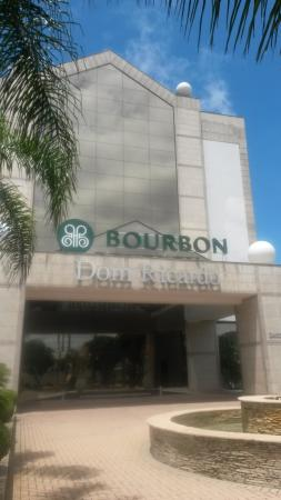 São José dos Pinhais, PR: Entrada do Hotel