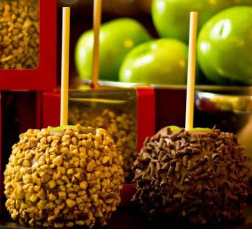 Vienna, Virgínia Ocidental: Holl's Swiss Chocolatier - Apple Season