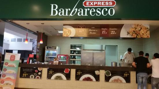 Barbaresco Express Taubaté