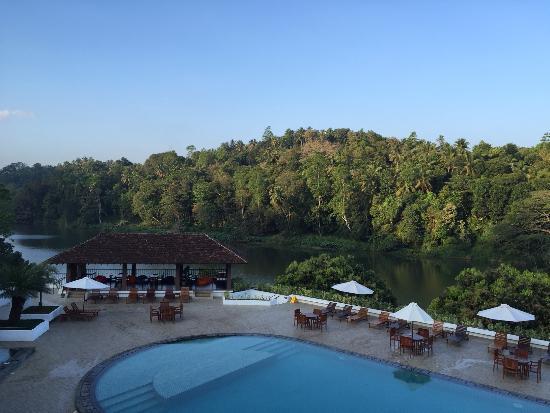Cinnamon Citadel Kandy: View from Panorama Restaurant