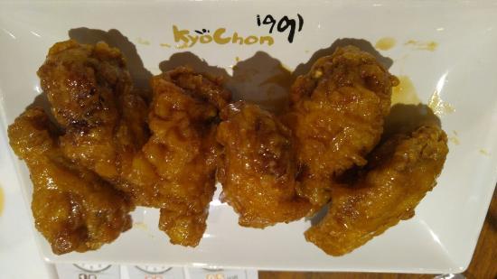 Kyochon Chicken Photo