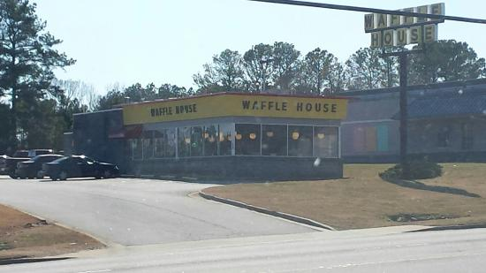Seneca, Karolina Południowa: Waffle House