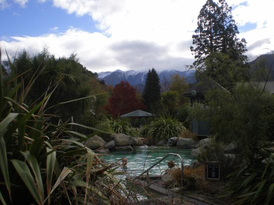 ‪‪Hanmer Springs‬, نيوزيلندا: Hanmer springs pools‬