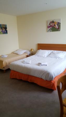 Chenay, France: HOTEL