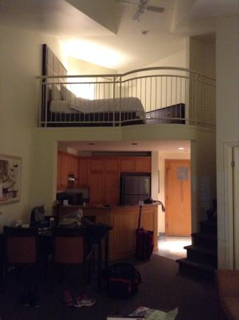 Homewood Suites Mont-Tremblant: Loft
