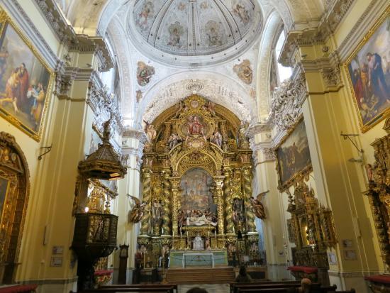 Iglesia de la Caridad: Общий вид часовни