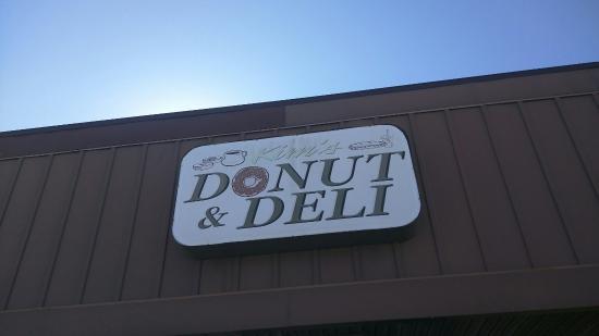 Kim's Donut and Deli