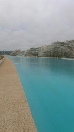 San Alfonso del Mar: Em Algarrobo, Chile, a maior piscina do mundo.