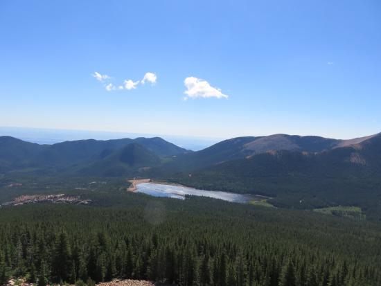 Manitou Springs, Kolorado: View