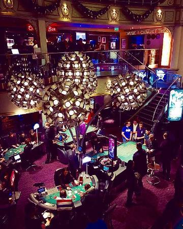 Hippodrome casino theatre