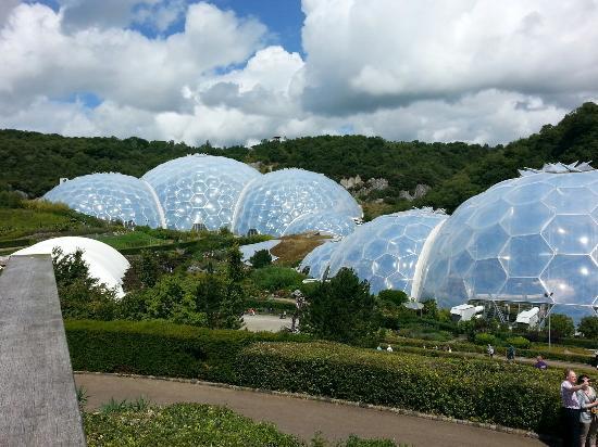 Par, UK: Eden Project