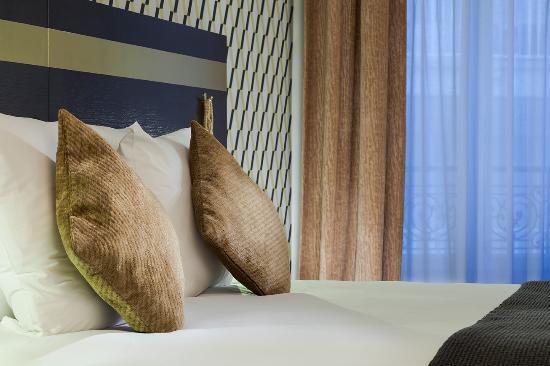 La Malmaison Nice: Chambre décoration