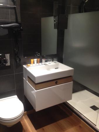 La Malmaison Nice: Salle de bain