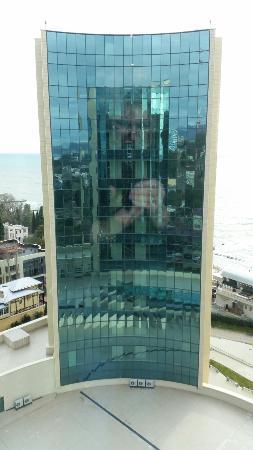 Mercure Sochi Centre 4* (Россия/Сочи) Рейтинг отелей и