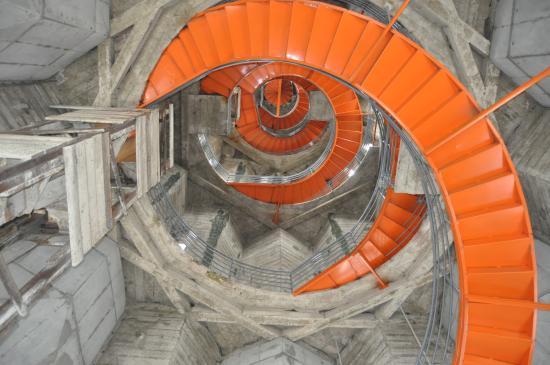 Foto De Catedral De Manizales Manizales Escaleras En Espiral - Escaleras-en-espiral