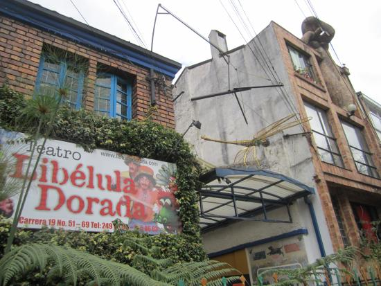 Teatro Libelula Dorada