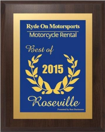 Rocklin, Kalifornia: Best Motorcycle Rental Company
