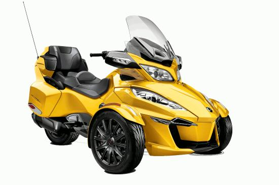 Ryde On Motorsports - Spyder Adventure Tours
