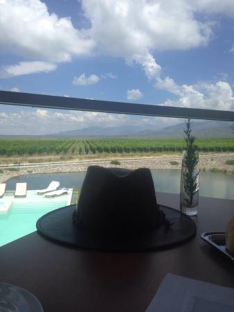 Тунуйян, Аргентина: Casa de Uco Vineyards & Wine Resort