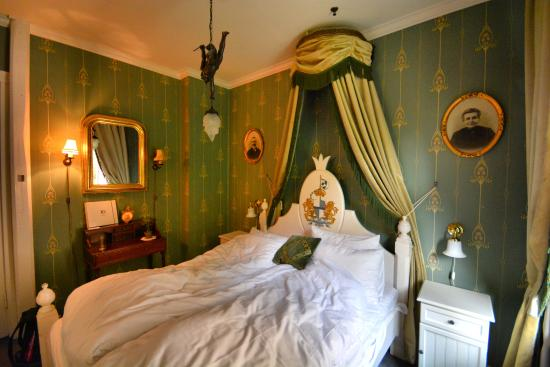 Orsta, Νορβηγία: Princess Victoria's bedroom
